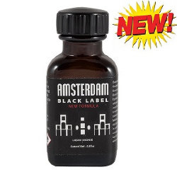 Попперс Amsterdam Black Label - 24 ml.